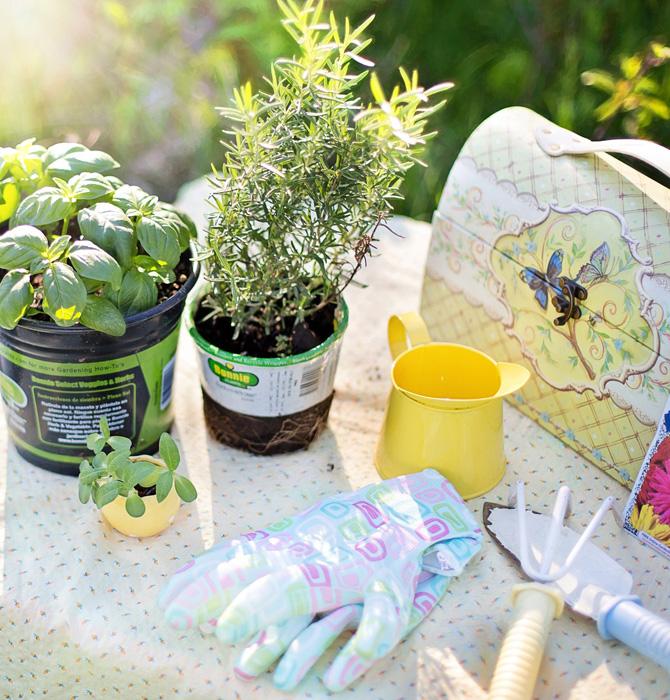 Garden Pack tools